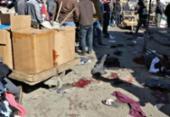 Grupo EI reivindica duplo atentado suicida em Bagdá | Foto: AFP