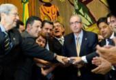Em livro, Eduardo Cunha diz que sem Temer não teria havido impeachment de Dilma | Foto: Antonio Cruz | Agência Brasil