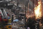 Sobe para quatro o número de mortos em explosão em Madri | Foto: Oscar Del Pozo | AFP