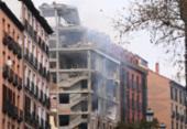 Duas pessoas morrem e oito ficam feridas após forte explosão em Madri | Foto: Gabriel Bouys | AFP