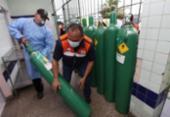 Governo aumentou imposto sobre importação de cilindros semanas antes do colapso em Manaus | Foto: Herick Pereira | Secom