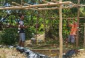 Ocupantes de terreno em Canabrava se queixam de abordagem policial | Foto: Reproduçao