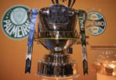 Após sorteio, Palmeiras decidirá Copa do Brasil em casa contra Grêmio | Foto: CBF