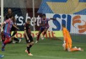 Bahia supera o Athletico-PR, volta a ganhar na Série A e deixa a zona da degola | Foto: Uendel Galter | Ag. A TARDE