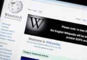 Maior enciclopédia digital do mundo, Wikipedia completa 20 anos | Foto: Arquivo | AFP