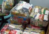 Prefeitura inicia distribuição de cestas básicas | Divulgação | Smed