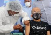 Salvador ultrapassa marca de 11 mil vacinados | Olga Leiria | Ag. A TARDE