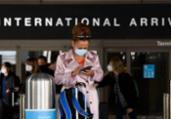 EUA mantêm proibição de entrada de viajantes do Brasil | Patrick T. Fallon | AFP