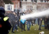 Holanda tem segunda noite de protestos | AFP