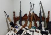 Militares são presos por fraudar certificados de armas | PCDF/Divulgação
