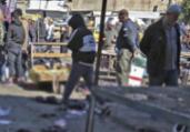 Duplo atentado deixa quase 30 mortos em Bagdá | Sabah Arar | AFP