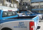 Homem é morto durante confronto com PMs em Feira   Reprodução   Acorda Cidade
