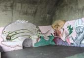 Mais de 20 grafiteiros participam de festival na Bahia | Reprodução | Blog A Arte na Rua