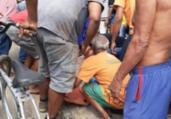 Empresário é baleado após tentar conter ladrão em Ipiaú | Reprodução | Giro Ipiaú