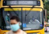Frota de ônibus é reforçada para 1º dia de provas | Felipe Iruatã | Ag. A TARDE