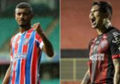 Garotos da base lutam para tirar Bahia e Vitória do Z-4 | Felipe Oliveira | EC Bahia e Letícia Martins | EC Vitória