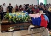 Corpo de vereador assassinado em Candeias é enterrado | Reprodução