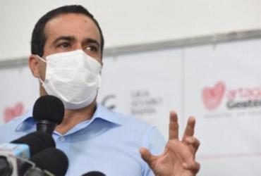Prefeitura espera receber novo lote de vacinas até o fim da próxima semana | Valter Pontes | Secom