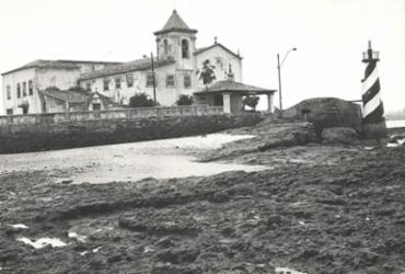 Monte Serrat já foi o centro de culto a Iemanjá   23.7.1983   Cedoc A TARDE