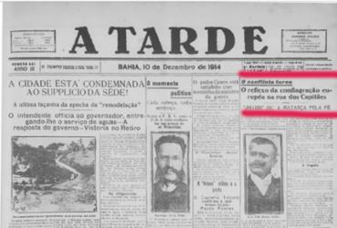 Salvador sediou conflito entre católicos e muçulmanos   Cedoc A TARDE