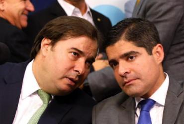 'ACM Neto pode ser vice de Bolsonaro em 2022', afirma Rodrigo Maia | Divulgação