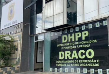 Suspeito de matar dançarina em 'Paredão' no Cassange é preso pela Polícia Civil | Divulgação | Polícia Civil