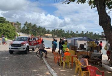 Corpo de jovem que desapareceu na praia de Buraquinho é localizado no Rio Joanes