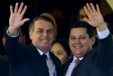 Alcolumbre aceita convite e pode assumir ministério no governo Bolsonaro | Divulgação