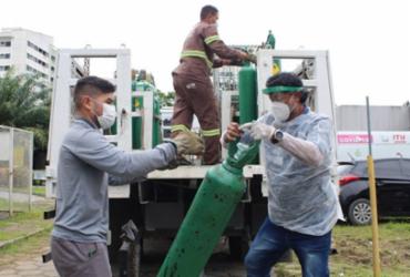 Desde novembro que governo do Amazonas sabia que oxigênio nos hospitais era insuficiente | Erikson Andrade | Divulgação | SSP-AM
