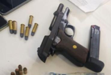 Duas pessoas são presas após tentarem assaltar joalheria no Pelourinho | Divulgação | PM