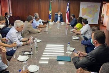 Reuniões com Rui e Neto aumentam otimismo de Baleia Rossi para eleição da Câmara | Instagram
