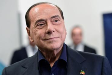 Ex-premiê italiano Berlusconi é hospitalizado com problemas cardíacos | Miguel Medina | AFP