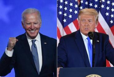 Trump passa seu último dia na Casa Branca; Biden viaja para Washington |