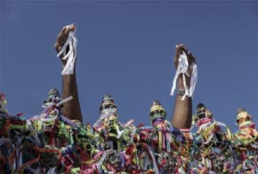 Festa da Lavagem do Bonfim será vista pela internet e com mudanças | Uendel Galter | Ag. A TARDE