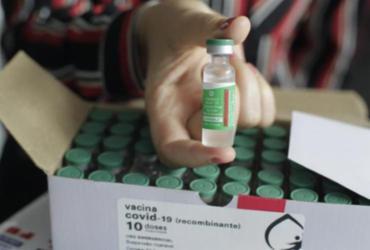 Brumado e outras cidades da região recebem 1.540 doses da vacina de Oxford