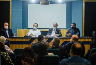 Vereadores de Camaçari se reúnem com secretários de Estado para discutir sobre fechamento da Ford
