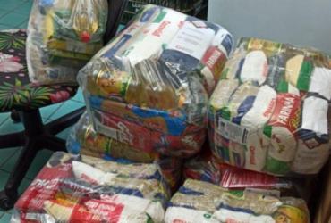 Entrega de cestas básicas começa na terça em Salvador   Divulgação   Smed