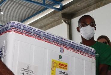 Estado precisa de pelo menos mais 71,7 mil doses para iniciar vacinação de novos grupos | Divulgação | Sesab
