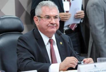 Presidente da Comissão, o senador baiano recusou pedido da Polícia Federal para o compartilhamento de dados sigilosos - Divulgação