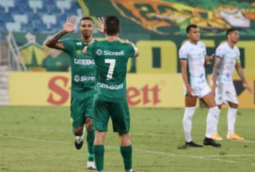 Cuiabá goleia Guarani por 4 a 0 na Série B |