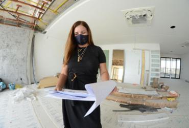 Indústria da construção investe em soluções para uma casa 'anti-Covid' | Alex Oliveira | Ag. A TARDE