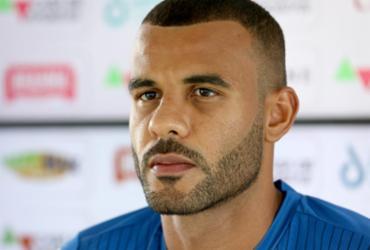 Ernando comemora triunfo sem sofrer gols diante do Athletico-PR | Felipe Oliveira | EC Bahia