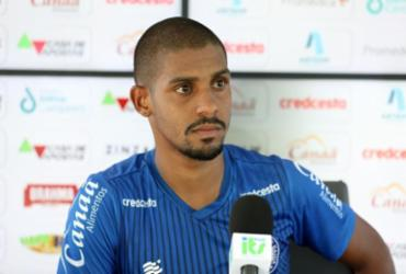 """Ramon fala sobre troca de técnicos, mas pondera: """"Depende da gente""""   Felipe Oliveira   EC Bahia"""