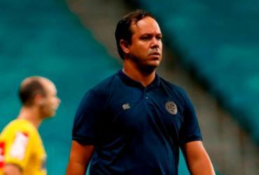 Dado se diz aliviado após triunfo que encerrou sequência negativa | Felipe Oliveira | EC Bahia