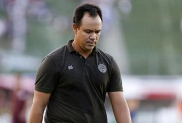 Após derrota para o Sport, Dado classifica desempenho como 'desastroso' | Felipe Oliveira | E.C.Bahia