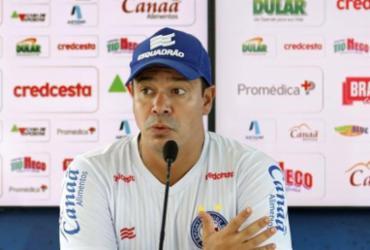 """""""Foi inevitável"""", diz Dado sobre promoção de Thiago ao time profissional do Bahia   Felipe Oliveira   E.C.Bahia"""