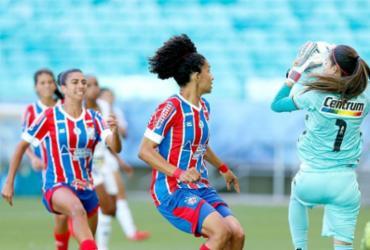 Meninas de Aço: Bahia é derrotado pelo Botafogo em semifinal do Campeonato Brasileiro A2 | Felipe Oliveira | E.C.Bahia