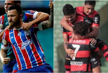 Ídolos do passado da dupla Ba-Vi acreditam na salvação do rebaixamento | Felipe Oliveira | EC Bahia e Letícia Martins | EC Vitória