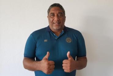 Bahia anuncia ex-goleiro Renê na coordenação de futebol do clube   Divulgação   EC Bahia