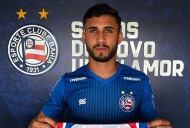 Bahia contrata zagueiro Gustavo Henrique para time de transição |
